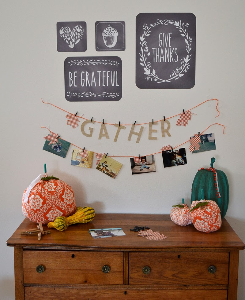 Grateful Fall Photo Banner
