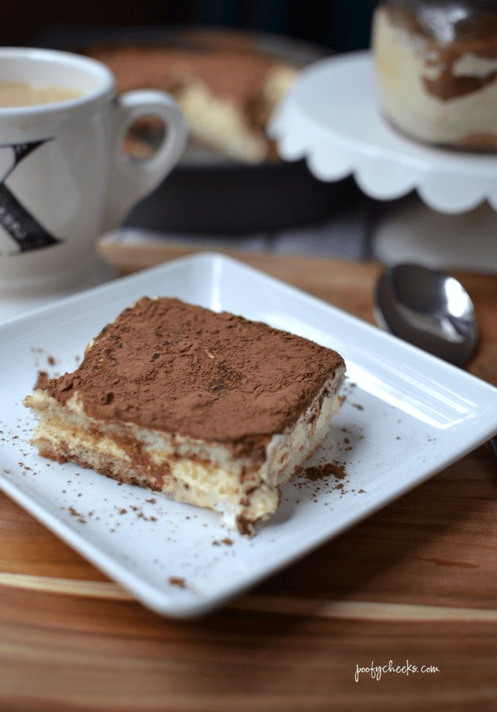Homemade Kahlua Tiramisu Recipe