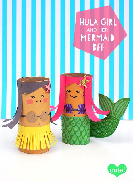 http://mollymoocrafts.com/toilet-roll-crafts-mermaid/