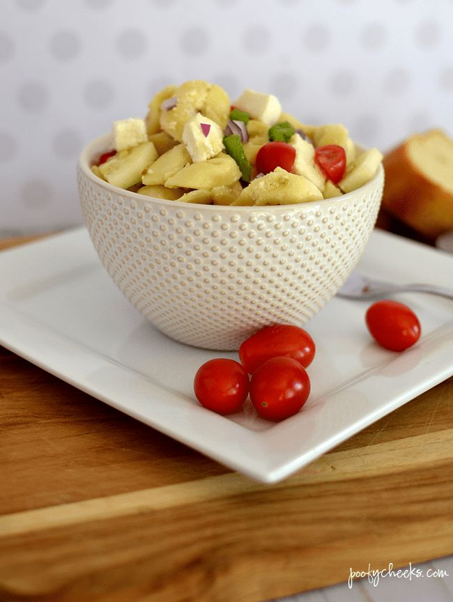 tortellini-salad